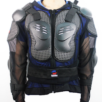 Hot Sale Racing Motorcycle Off Road Body Armor Spine Chest Protective Motorcross Scooter Jackets Gear Full