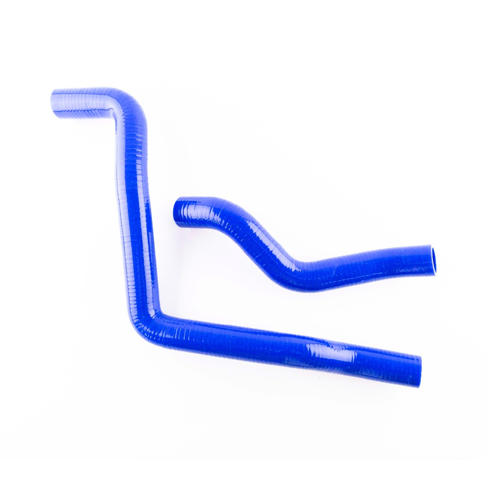 OBX Blue Pure Silicone Radiator Hose For 2002-2004 Nissan Altima 3.5L