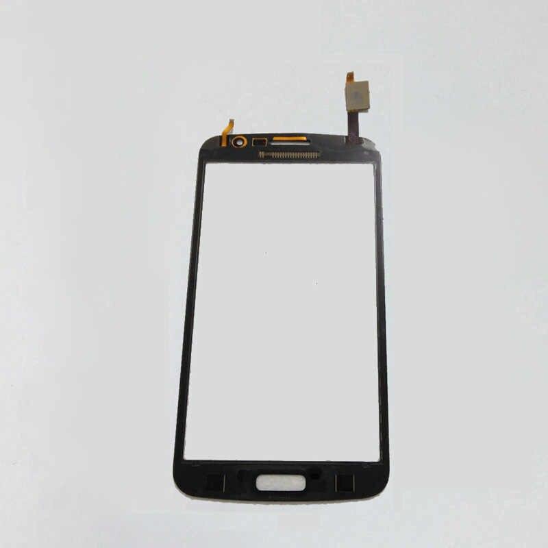لسامسونج غالاكسي الكبرى 2 Duos G7102 G7105 G7106 G7108 شاشة الكريستال السائل لوحة رصد وحدة + محول الأرقام بشاشة تعمل بلمس الزجاج الاستشعار