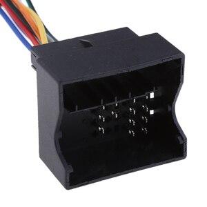 Image 2 - Arnés de cableado de Radio estéreo para coche, adaptador de Cable para Ford Galaxy Mondeo Fiesta, Etc., novedad de 2019
