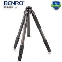 Benro c4580t классический серий штатив из углеродного волокна Профессиональный slr штатив Быстрая доставка
