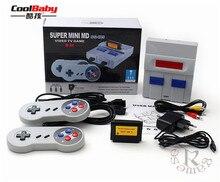 DHL 10 pçs/lote mini MD16 SG-105 16BIT jogos familiares de saída AV TV console de vídeo game com livre 167 jogos sega jogos pode inserir cartão