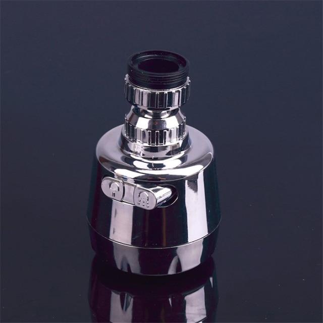 キッチン蛇口エクステンダー水セーバーフィルター純水加圧スプレーユニバーサル回転バブラーエアレーター