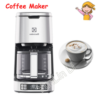 Coffee Maker Hourglass Coffee Machine Automatic Dripping Maker For Household/Commercial Coffee Maker Cafe Amerciano ECM7804S