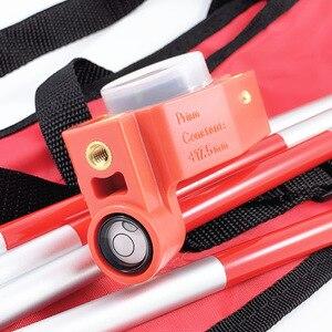 Image 2 - MARKE NEUE VERKAUF MINI PRISM W/4 POLE + 17,5mm FÜR LEICA INSGESAMT STATIONEN MINI PRISM VERMESSUNG INSTRUMENT freies verschiffen mini prism