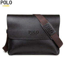 Videng polo marca tote masculino saco de homem da mala maleta bolsa de alta qualidade sacos de ombro de couro de negócios de moda masculina saco de viagem 3012-4(China (Mainland))