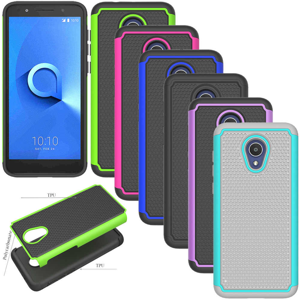 For Alcatel 1X Evolve /IdealXtra 5059R /TCL LX A502DL Case 2