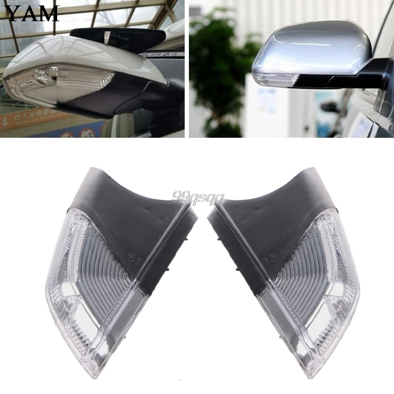 Car-Styling Right Or Left Car LED Mirror Indicator Turn Signal Light For Polo Skoda Octavia New Drop shipping car light left