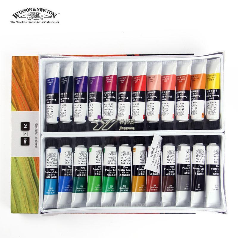 Aquarela winsor & novidadeton 24 cores Color Number : Single Box