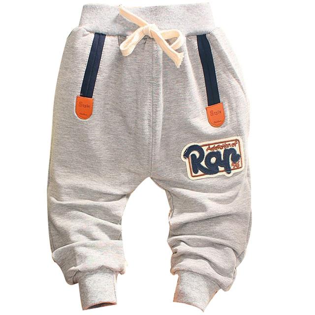 2016 nova primavera de algodão de moda harem calças do bebê 0 - 2 ano do bebé calças do bebê calças meninas
