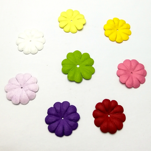 Craft paper flowers for scrapbooking paper flowers scrapbooking craft paper flowers for scrapbooking paper flowers scrapbooking decoration mixed color 80pcs lot free shipping mightylinksfo