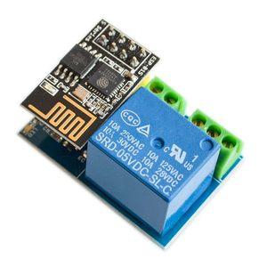 Image 4 - ESP8266 ESP 01S 5V WiFi Module Relay Điều Nhà Thông Minh Điều Khiển Từ Xa Cho Arduino Ứng Dụng Điện Thoại ESP01S WIFI mô Đun