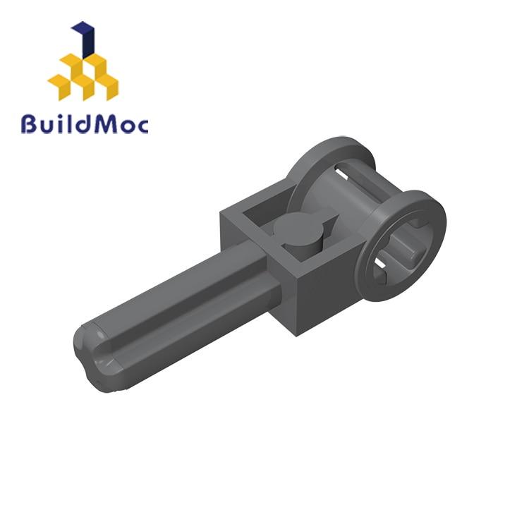 BuildMOC Compatible Assembles Particles 6553 For Building Blocks DIY LOGO Educational High-Tech Spare Toys