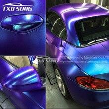 Новое поступление, жемчуг-хамелеон, блестящая виниловая наклейка, темно-синий-фиолетовый, хамелеон, автомобильная пленка, жемчужный Блестящий Алмазный виниловый фильм