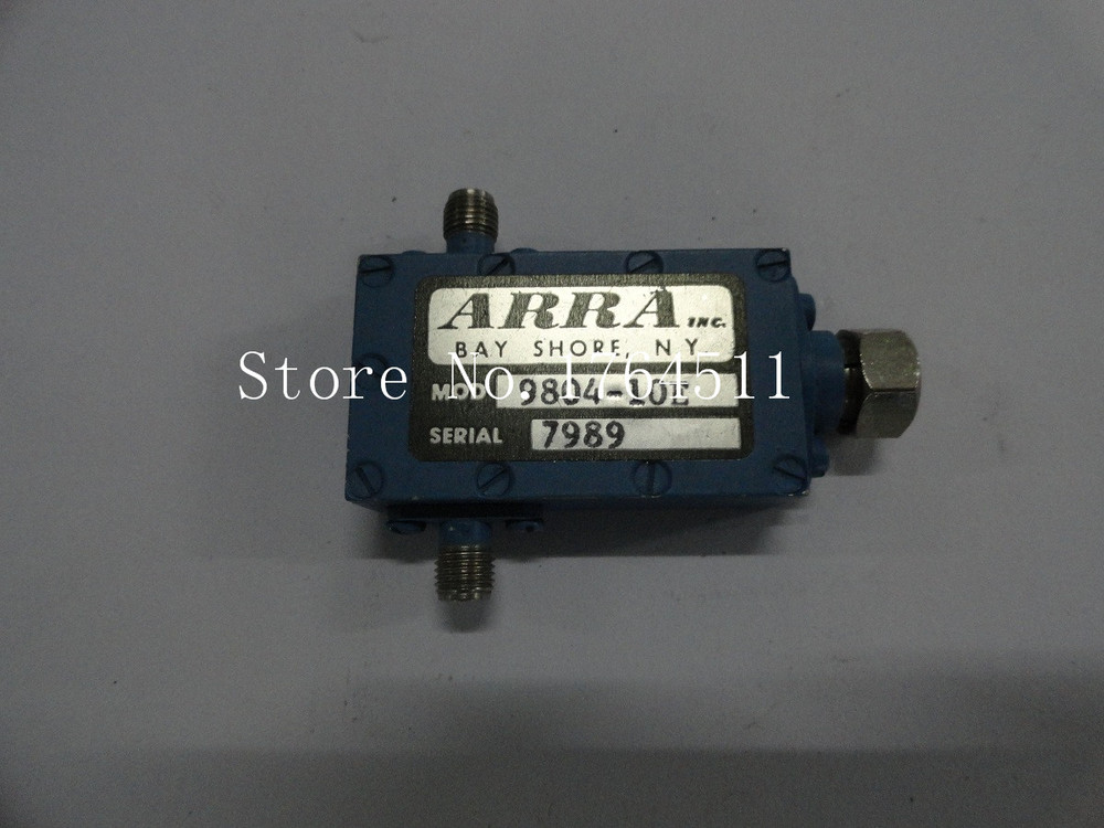 [BELLA] Adjustable Variable Attenuator ARRA 9844-10E 10dB 12.4-18GHz Extension