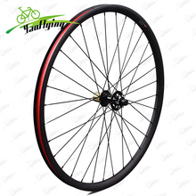 High quality carbon mountain bicycle wheels 26/27.5/29er carbon mtb bike wheels Clincher bicicleta carbon wheels(China)