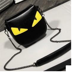 668eb0d06c14 Description. 2016 Eye Monster Bag Women Messenger Mini Bags Handbags Women  Famous Brands Designer Handbags Ladies Girls Small Bag