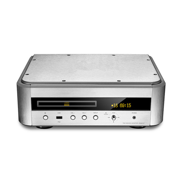R-059 SHANLING PCS2.2 CD PLAYER Bluetooth USB RADIO CD-da CD-r CD-rw WAV WMA MP3 AAC Computer external sound card 110V OR 220V