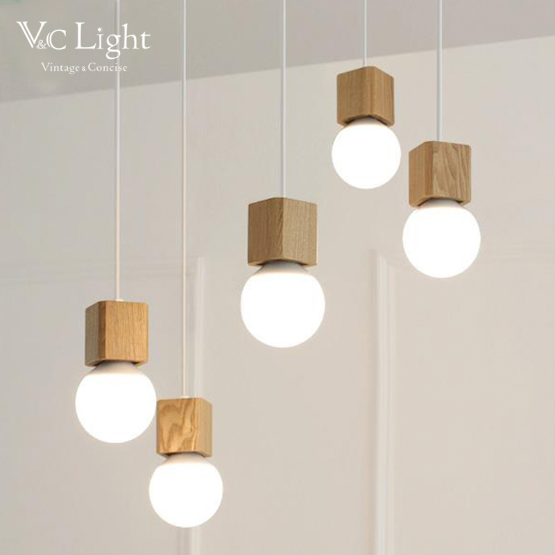 contemporary mini pendant lighting. vu0026c classic mini nordic bedroom pendant lights lof contemporary lighting