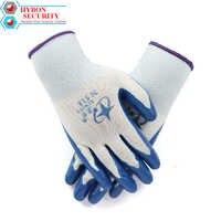 HYBON 1/Paar Arbeits Sicherheit Handschuhe Cut-Beständig Anti Cut Handschuh Selbst Difence Guantes Anticorte Draht Metzger Anti -schneiden Handschuhe