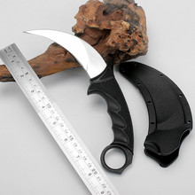 Newest 58-60HRC karambit knife Outdoor camping tools Hunting
