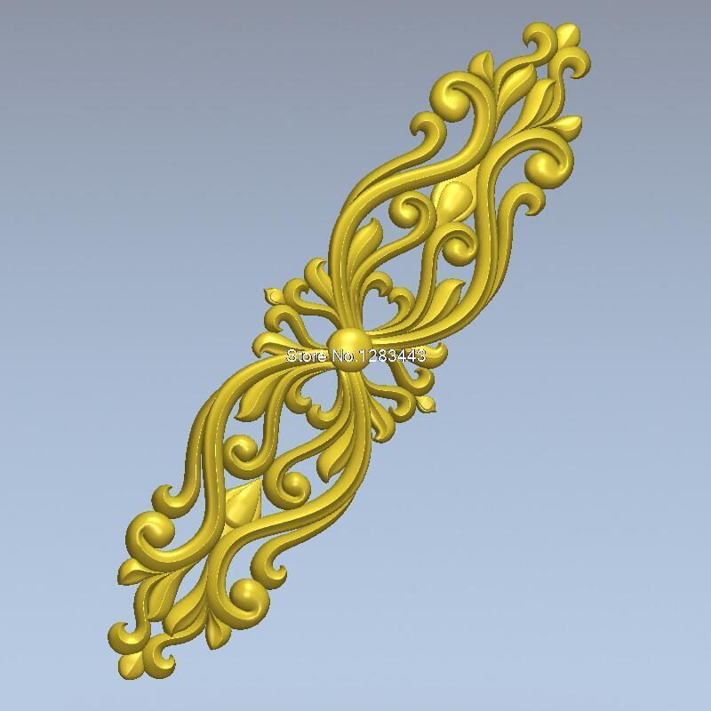 High Quality New 3D Model For Cnc 3D Carved Figure Sculpture Machine In STL File 3D Furniture Decoration Decor_126