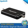 Inteligente Teléfono Móvil GSM Repetidor de Señal GSM 900 MHZ Amplificador de Señal de Teléfono Celular Con Cargador de Corriente