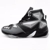 Men S High Quality Sneakers White Black Basketball Boots Outdoor Basketball Shoes FBS2000B