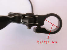 STARPAD for Electric car left brake handle off switch with a non slip grip brake line modification sets electric car accessories