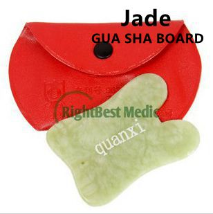 Free Shipping SLIDE GUA SHA BOARD made of China Jade high quality guasha tool free shipping 1pc bergeon 6825 standard spring bar bracelet pliers removing tool china made