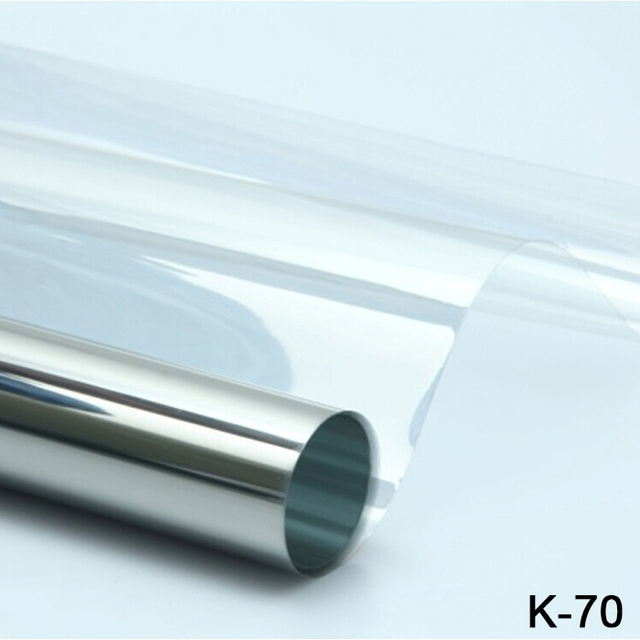 High quality!!1.52*30M anti-UV high definition High heat insulation korea car window film K-70