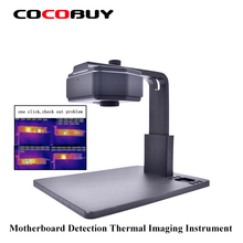 Novecvel Trouble shoot thermal imaging instrument PCB Speed Diagnosis Instrument Mobile Phone Motherboard Detection Fast Repair цены онлайн
