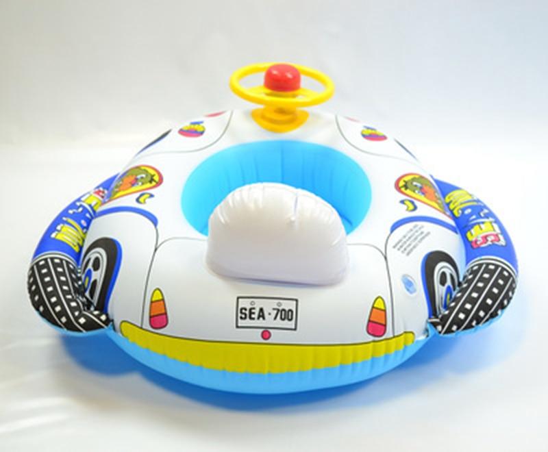 Baby Kids Summer Swimming Pool Swimming Ring Inflatable Swan Swim Float Water Fun Pool Toys Swim Ring Seat Boat Sport for 3-6Y (26)