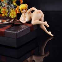 GonLeI FURYU SONICO Action Figure Super Sonic Swimsuit Ver. Sexy PVC Anime Abbildung Bikini Sexy Girl Action-figur 10 cm