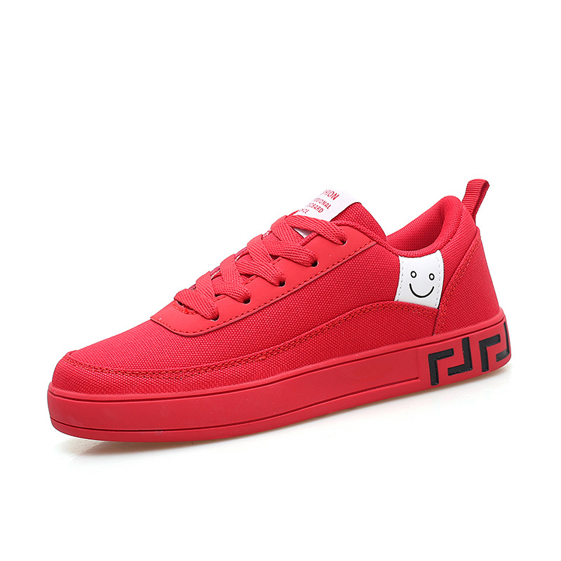 Women Vulcanized Lace-up Sneakers  5