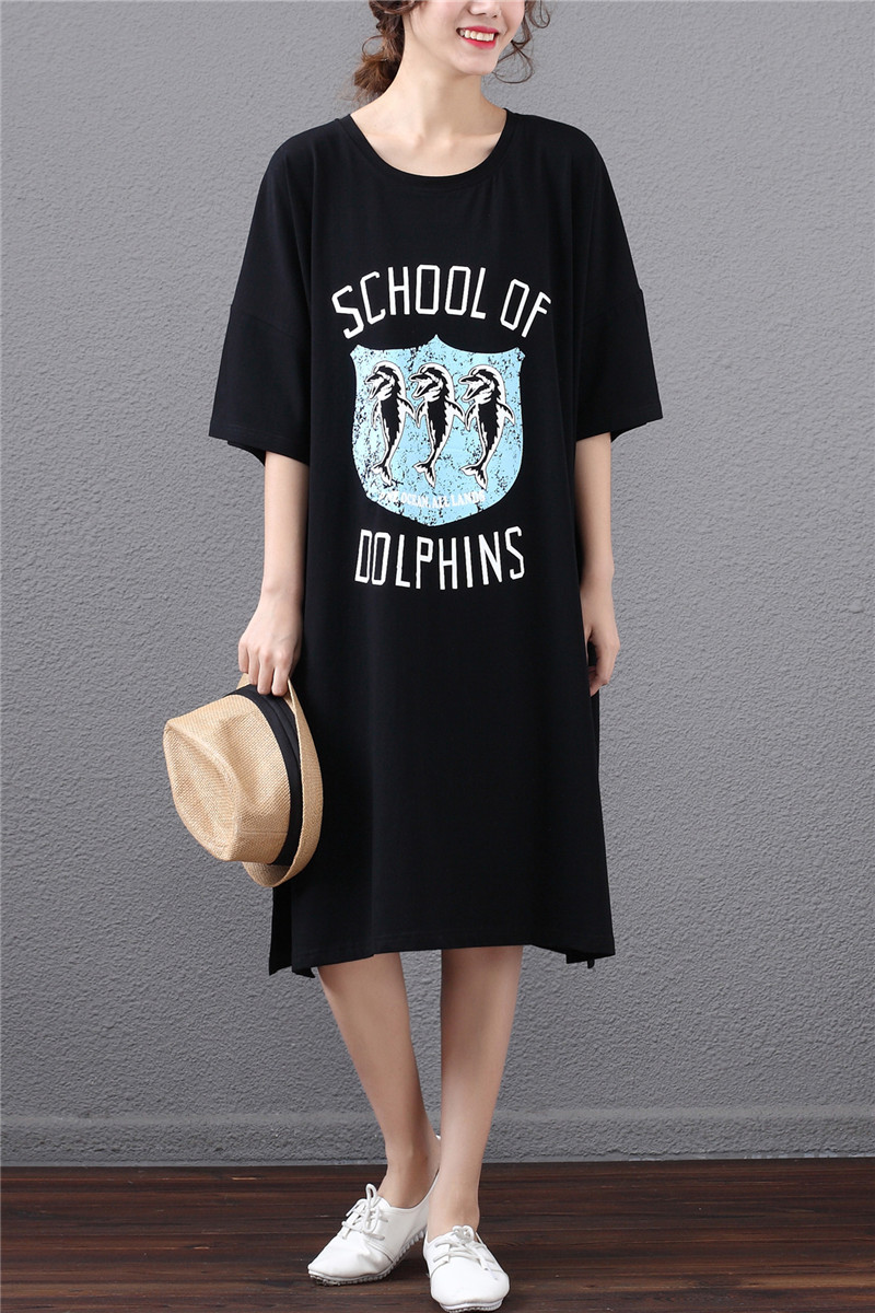 2019 Summer New Arrival Loose Female T-shirt Plus Size 1