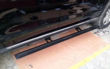 aluminium Automatic scaling Electric pedal side step running board for 2013+ QX80