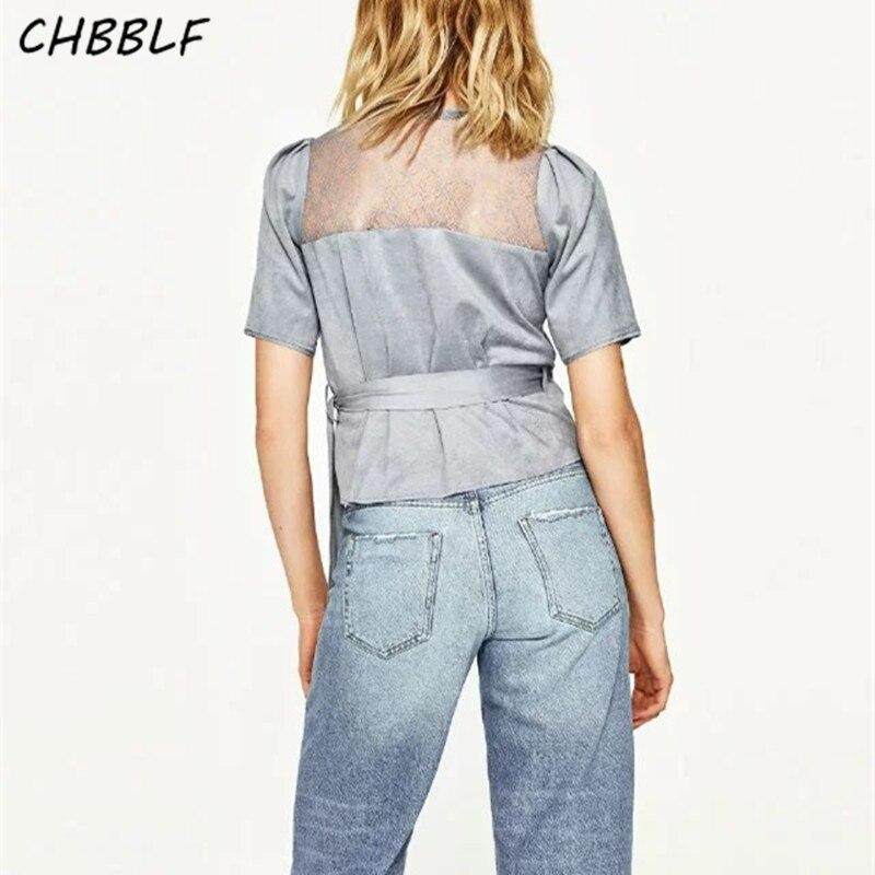 cf6b54be286 Nouveau-en-daim-Europ-enne-blouse-dame-solide-couleur -mode-dentelle-basant-la-chemise-manches-courtes.jpg