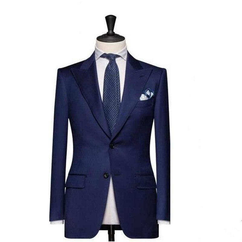 Men Solid Color Blazer Suits Brand Slim Fit Cotton Dress Suit Jackets Fashion Wedding Suit Blazer Men Jackets