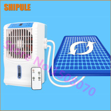 SHIPULE мини небольшой кондиционер, водяной охладитель воздуха для комнаты, портативный охлаждающий вентилятор, Холодильный матрас, домашний 110 В, 220 В, пульт дистанционного управления