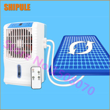 Купить с кэшбэком 2016 New upgarte cheap air conditioner air conditioner water cooling mattress 100-240V electric blanket