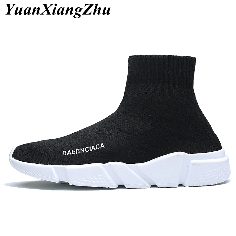 Fashion Women Shoes 2018 Summer Breathable Mesh Casual Shoes Women Flats High-top Shoes Light Non-Slip Unisex Ankle Boots 35-45 summer sandals women leather breathable mesh outdoor super light flats shoes all match casual shoes aa40140