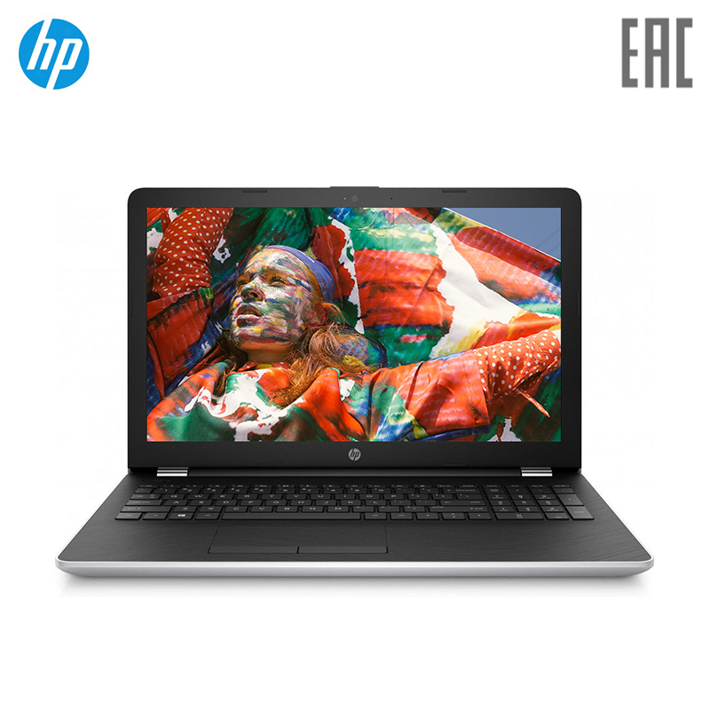 "Laptop HP 15-bs054ur 15.6""/i3 6006U/4GB/500GB/Intel 520/noODD/Win10/Silver (1VH52EA)"