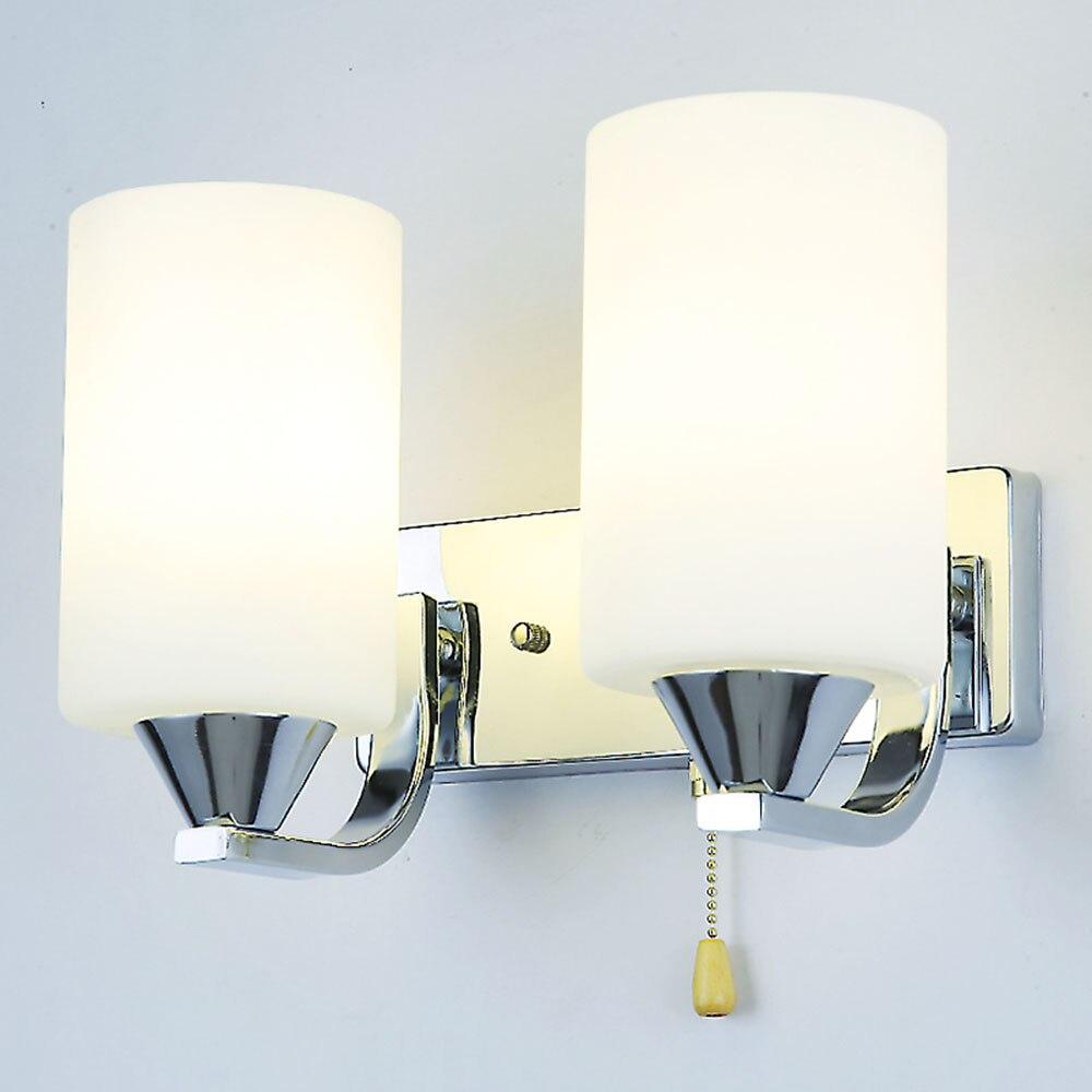 hghomeart illuminazione interna semplice comodino lampada da lettura 110 v 220 v e27 ha condotto