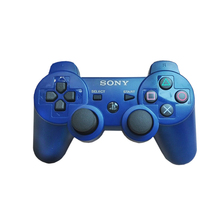 Bluetooth Wireless Double Vibration Controller Remote Joystick for Original Playstation 3 PS3 Game 9Colors Gamepad Accessories