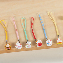 keychain cell 100pcs phone