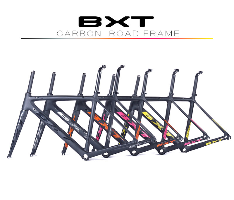 2016 carbon road bike frames racing bike frame super light aero design carbon road frame BSA cycling frameset EMS free shipping  цена