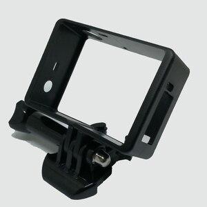 Image 3 - Standard di protezione Telaio per gli Accessori Go Pro Custodia Border + Tripod Mount Adapter + Vite per GoPro Hero 4 3 3 +