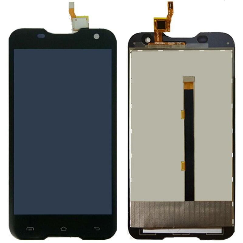 Haute Qualité 5.0 pouce Pour Blackview BV5000 LCD Display + Écran Tactile 1280X720 Assemblée Pour Blackview BV 5000 EN Stock