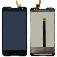 Hohe Qualität 5,0 zoll Für Blackview BV5000 LCD Display + Touch Screen 1280X720 Montage Für Blackview BV 5000 auf Lager